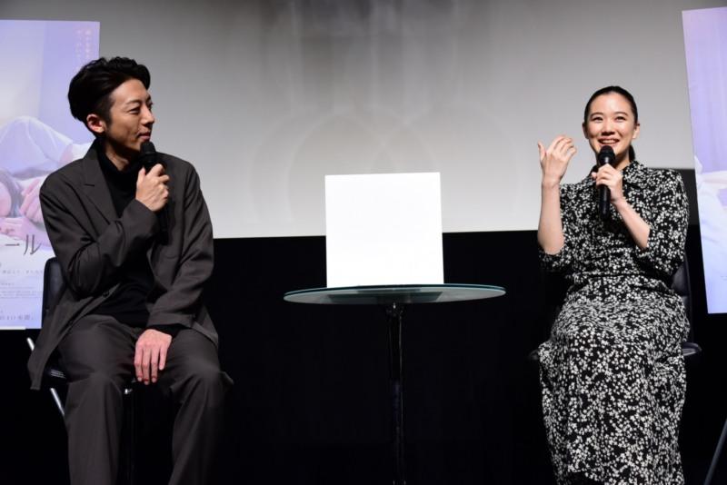 高橋一生と蒼井優の恋愛・結婚観は?『ロマンスドール』公開記念イベントレポート