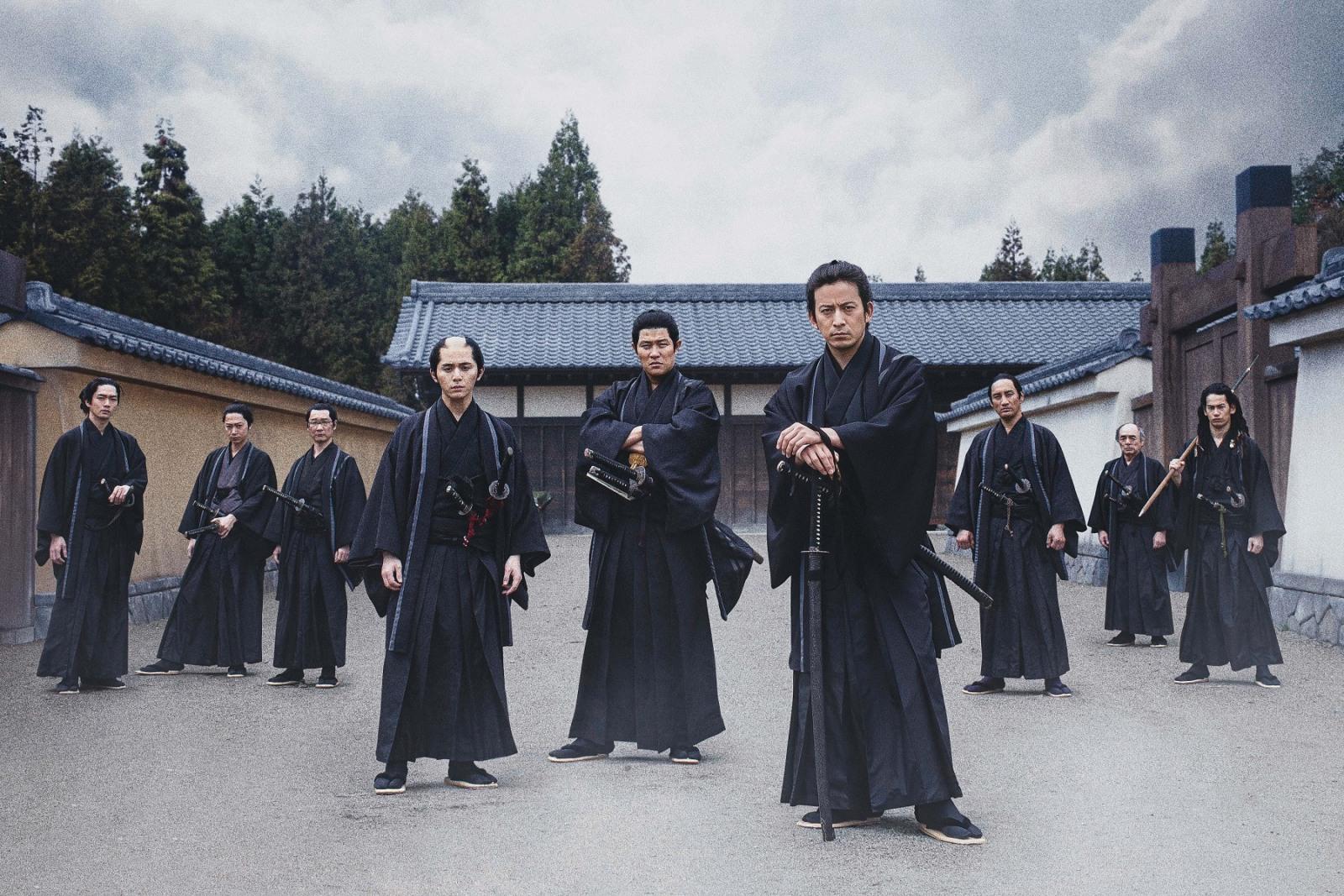 個性豊かな豪華13 名の新キャストも参戦決定!! 映画『燃えよ剣』圧巻の新カット解禁!