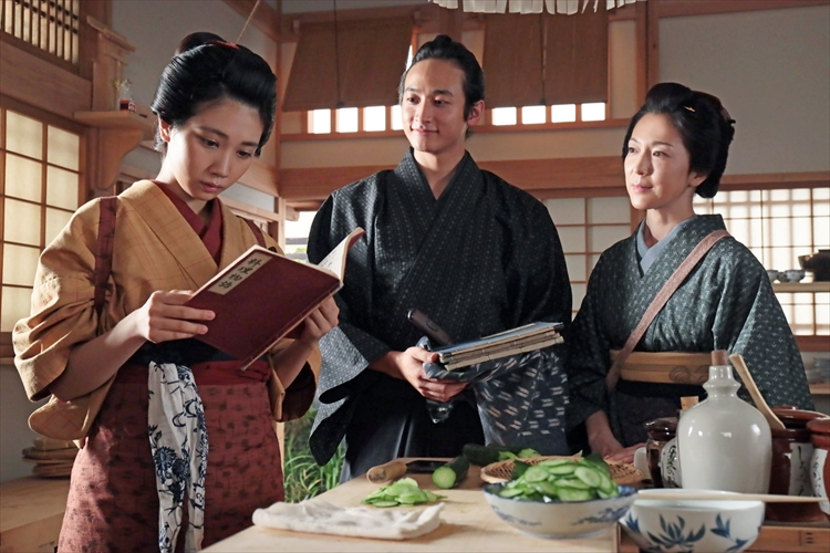 小関裕太が町医者役で、角川組初出演!映画『みをつくし料理帖』出演情報解禁!