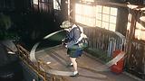 プロペラスカートで齋藤飛鳥が空を飛ぶ! TVドラマ『映像研』第2話の場面カット解禁!