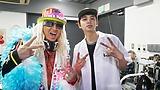 DJ KOOが本人役で映画初出演決定!映画『とんかつDJアゲ太郎』バイブス最高潮の特別映像解禁!
