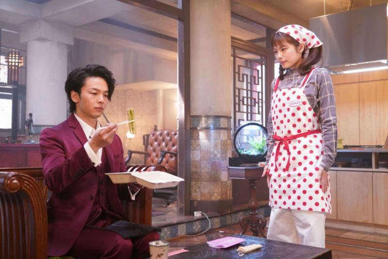 """中村倫也主演「美食探偵 明智五郎」のアナザーストーリーをHuluで毎週独占配信!地上波放送の後は、""""至極の裏メニュー""""を召し上がれ!"""