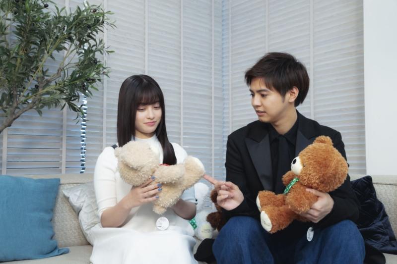片寄涼太と橋本環奈が語る撮影秘話。映画『午前0時、キスしに来てよ』ブルーレイ&DVD17日発売&レンタル開始!
