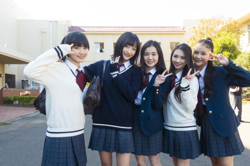 映画『私がモテてどうすんだ』 主題歌を歌うGirls²メンバーから、 コメント&オフショットが到着!!