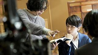 映画『窮鼠はチーズの夢を見る』恭一&今ヶ瀬、真剣な眼差し――。キャスティング秘話&メイキング写真解禁!