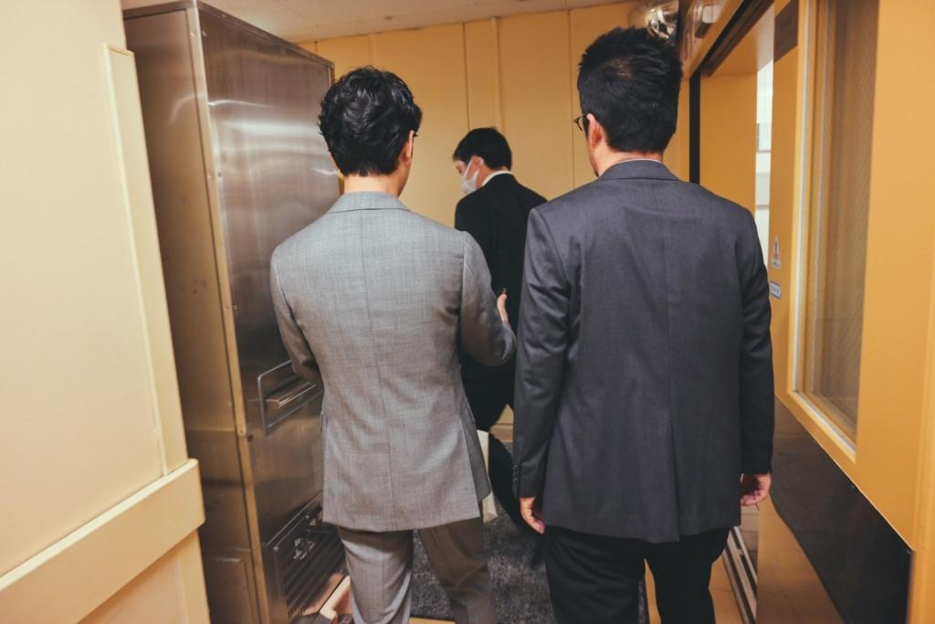 『浅田家!』完成報告会 オフショット④