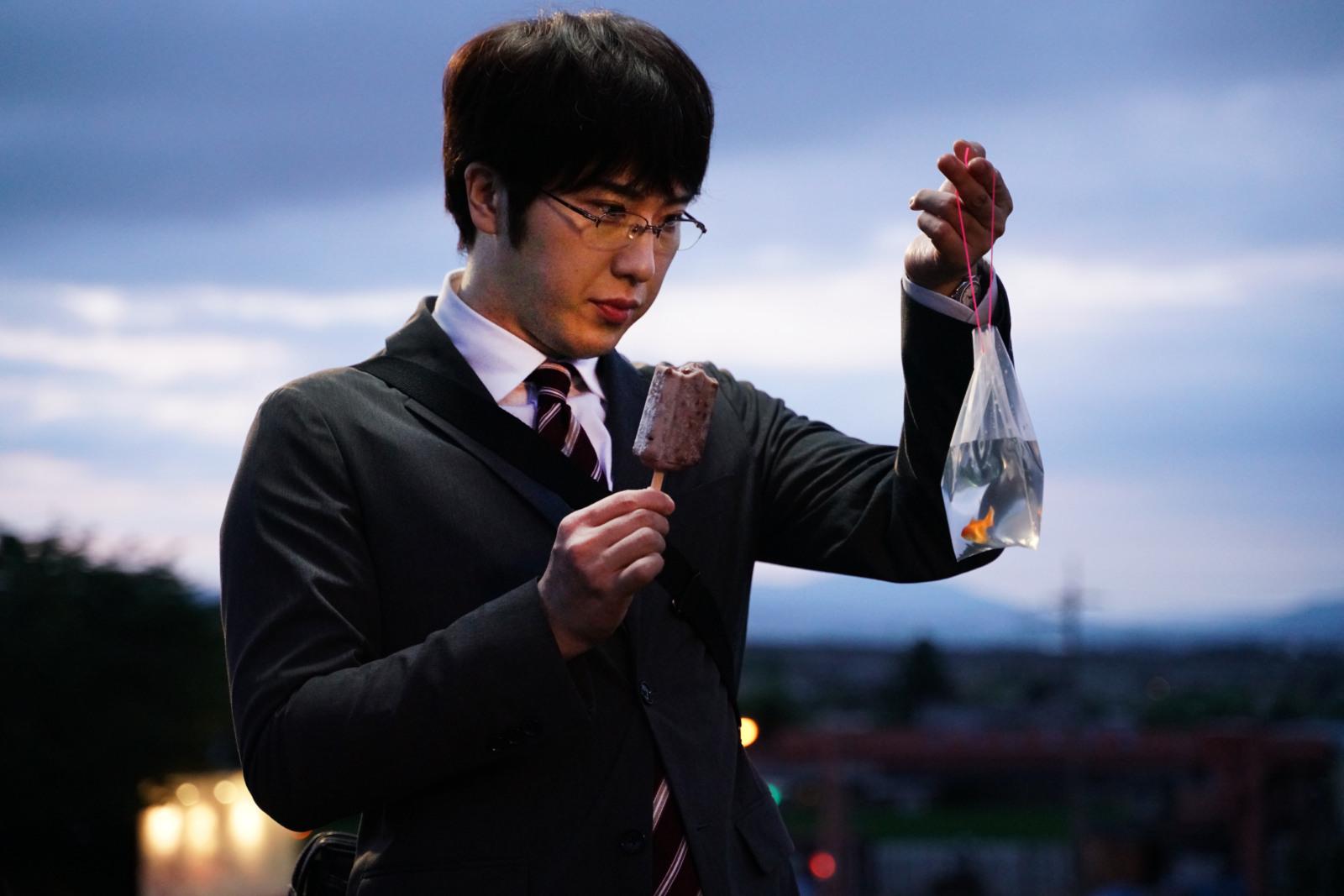映画『すくってごらん』映画初主演!歌舞伎俳優・尾上松也を キャスティングした3つの理由 歌と笑いの世界に必要なものとは?
