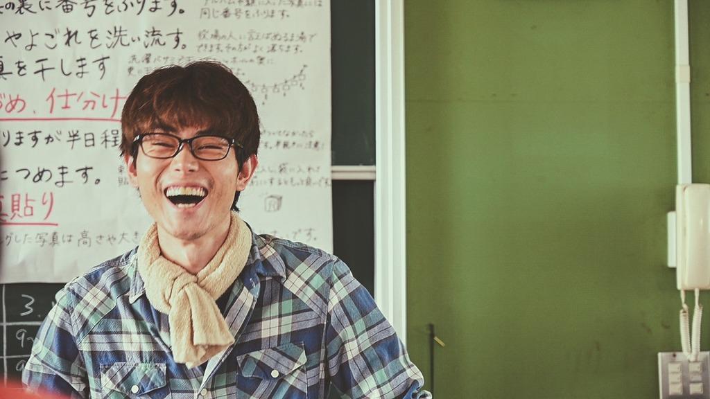 二宮カメラによる菅田将暉