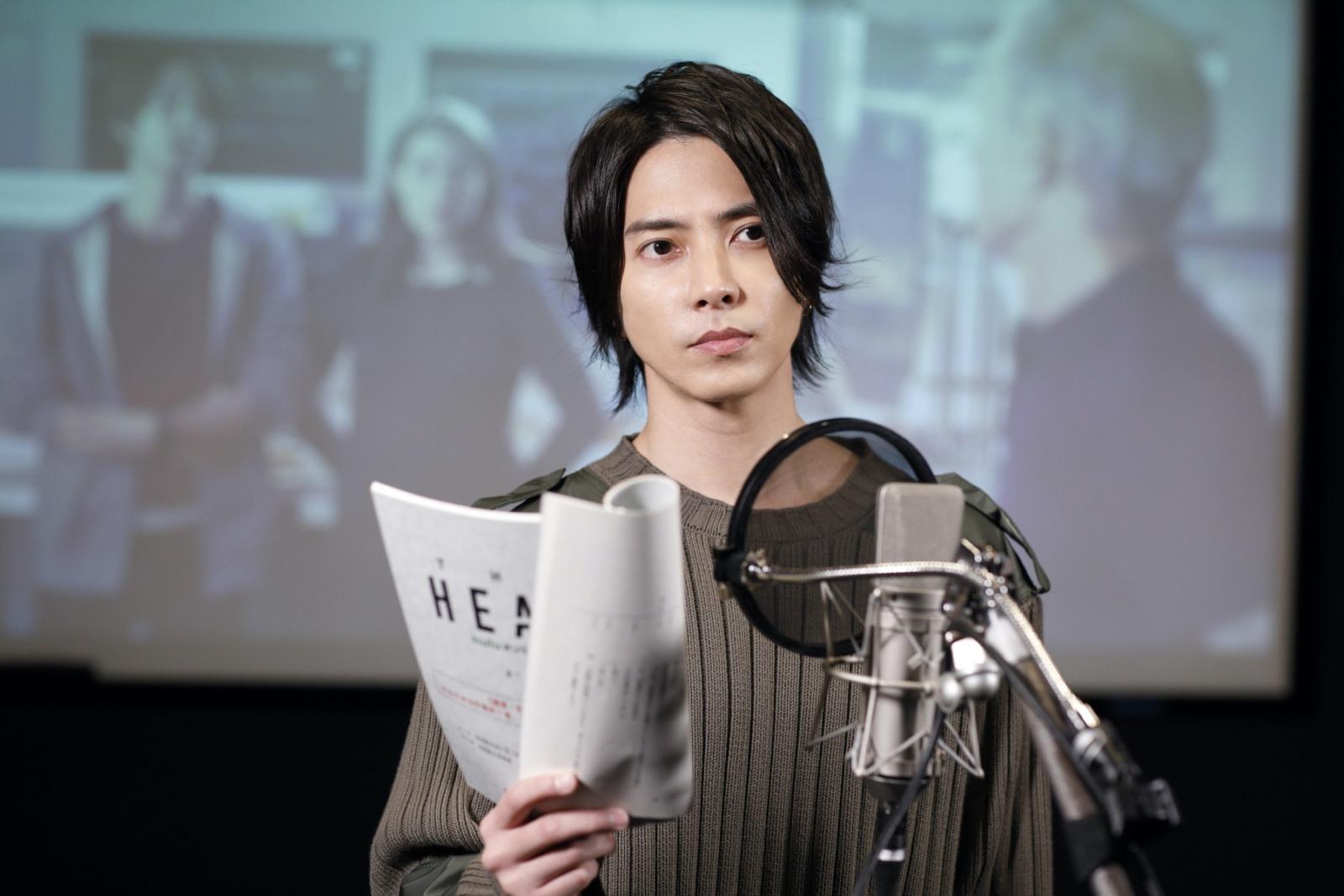 山下智久が自らの英語セリフを 日本語で吹き替え!Huluオリジナル『 THE HEAD 』待望の日本語吹替版をHuluで独占配信!